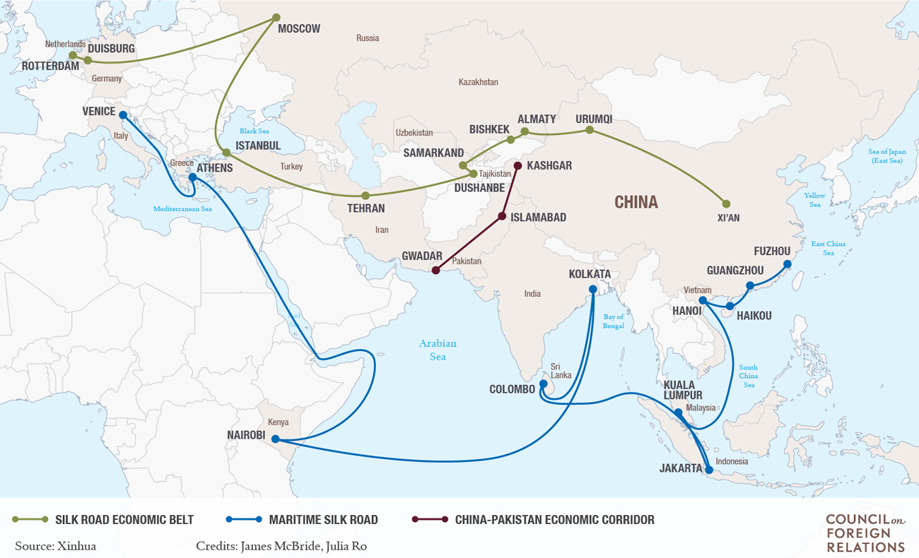 china-silk-roads