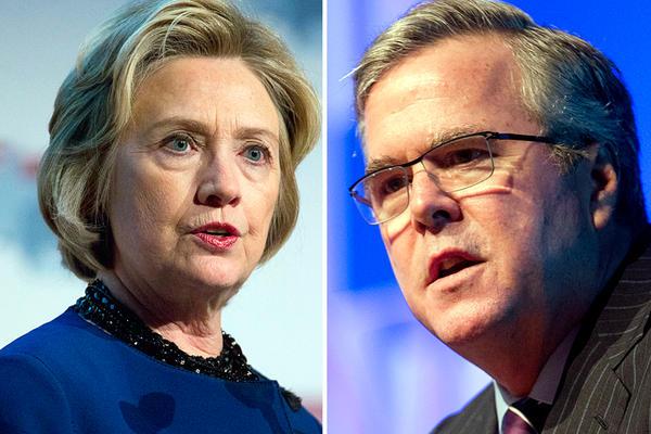 hillary-clinton-versus-jeb-bush