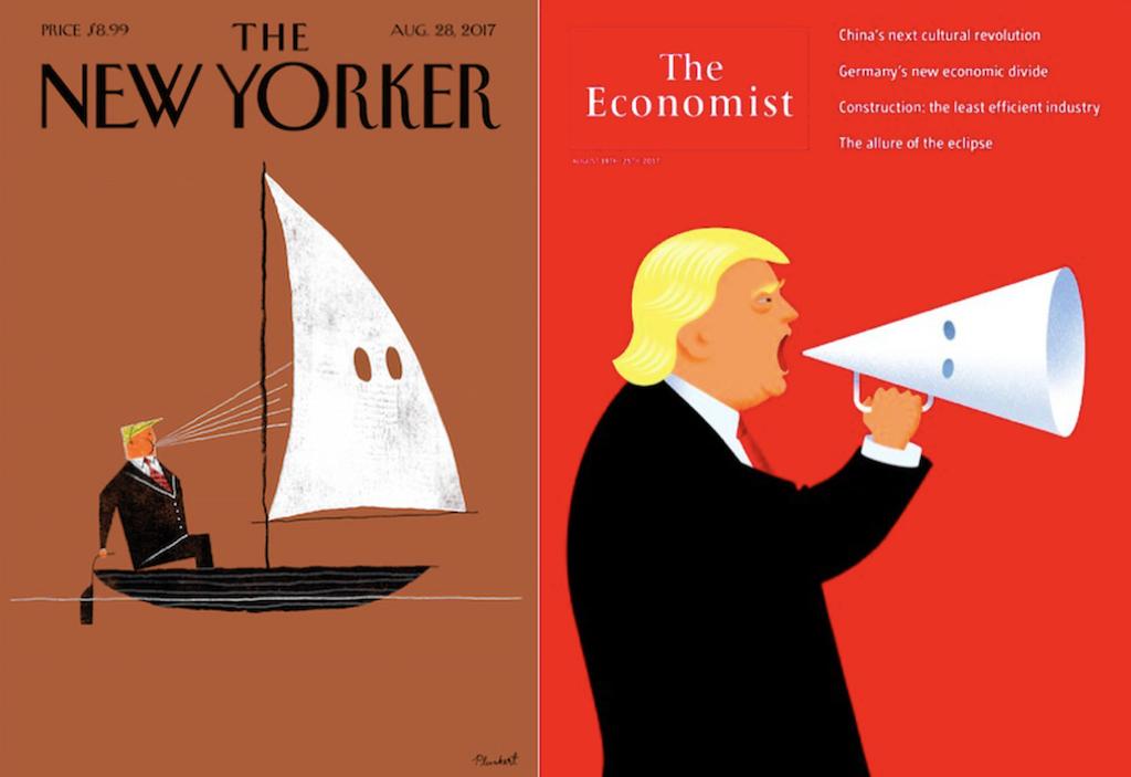 Коротко по внутриполитическим разборкам в США