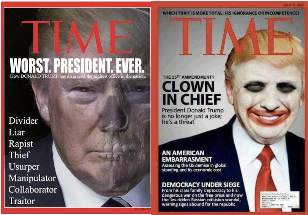 Про Логику в основе решений Трампа и Новую Реальность