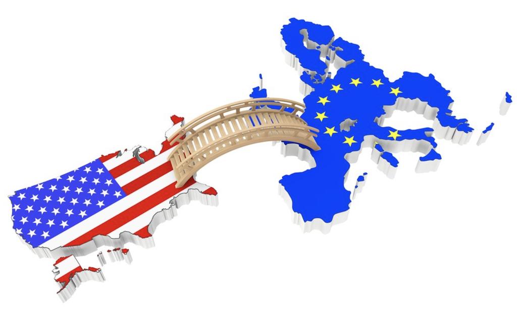 Развод США и ЕС в цифрах