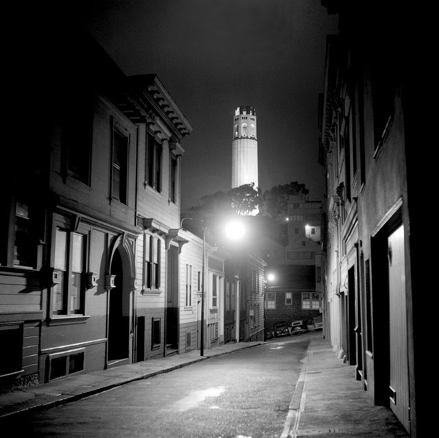 Coit-Tower-Castle-Street-1947