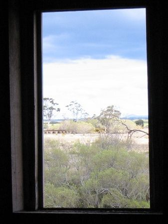 Window, left