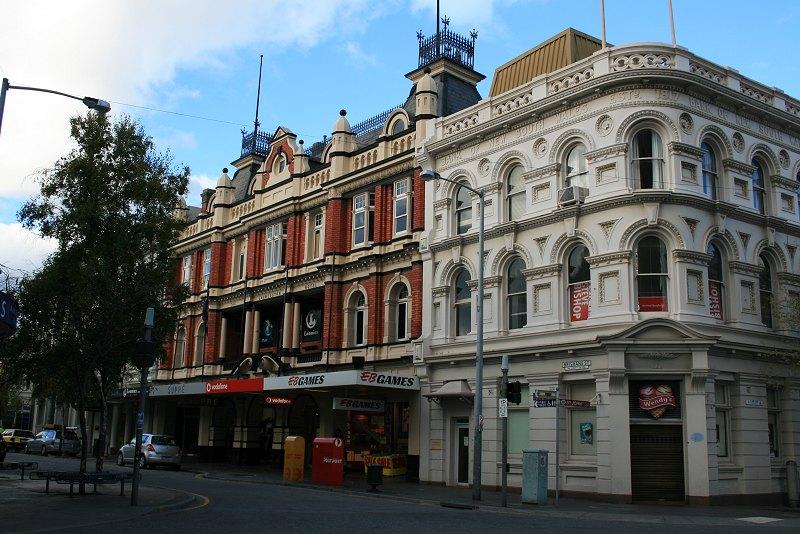 St John & Brisbane