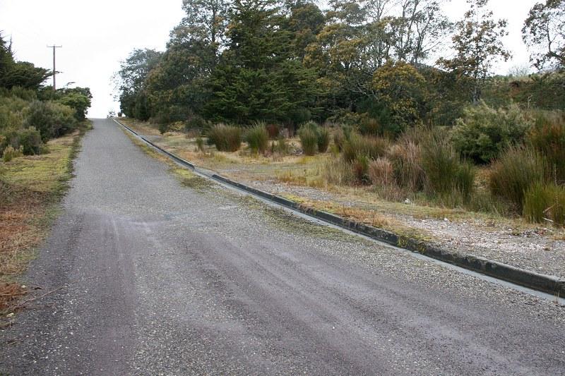 Sealed road