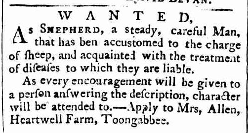 SG 18 November 1804