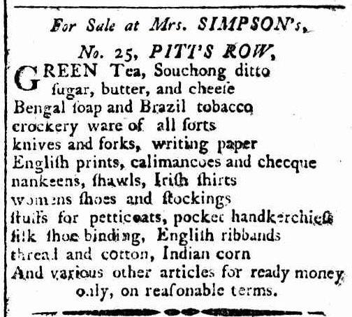 SG 26 August 1804
