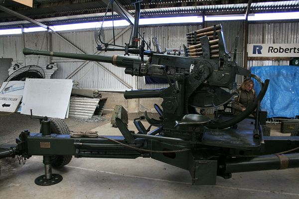 Anti-aircraft Gun Modern Anti-aircraft Gun