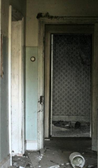 Through hall