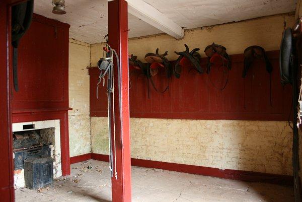 Harness Room
