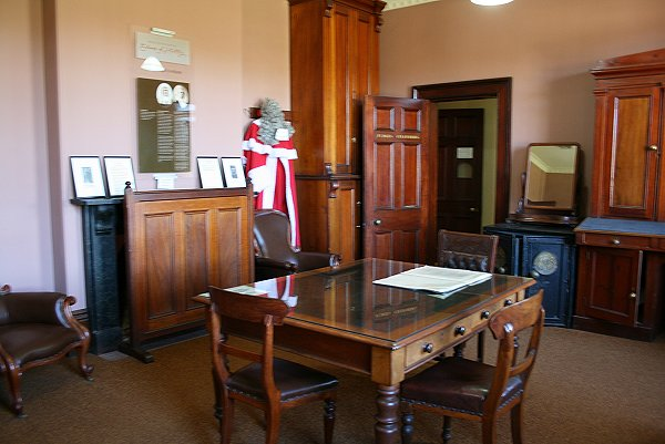 Courthouse Room