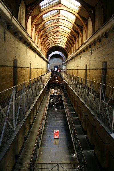 Gaol inside