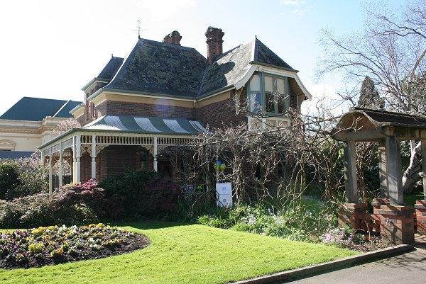 City Park Cottage