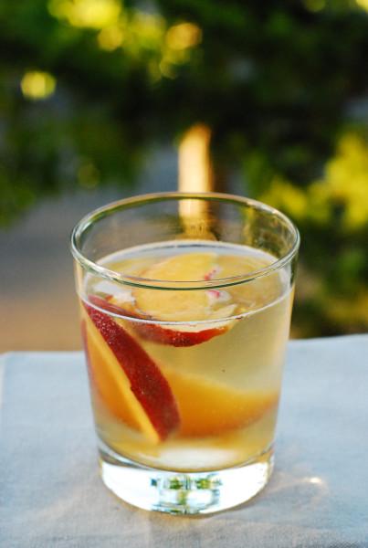 абрикосовый спритцер