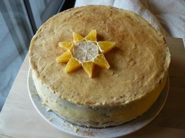 Вкусный и быстрый шоколадный торт фото 5