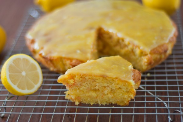 морковно-кабачково-лимонный пирог
