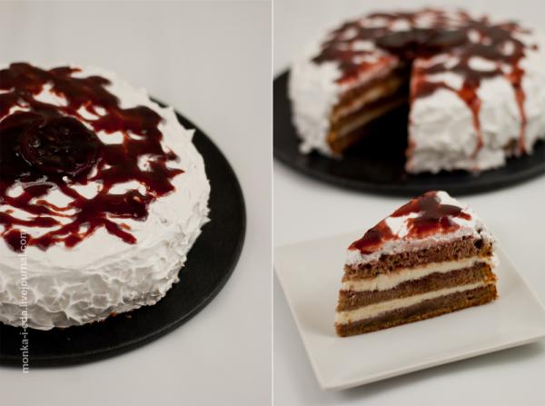 mulled wine cake