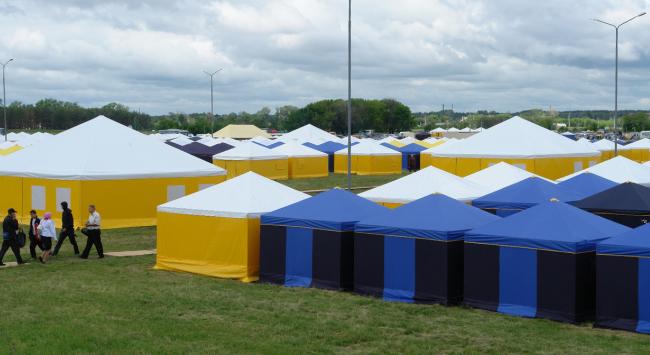 палатки-ростов-беженцы