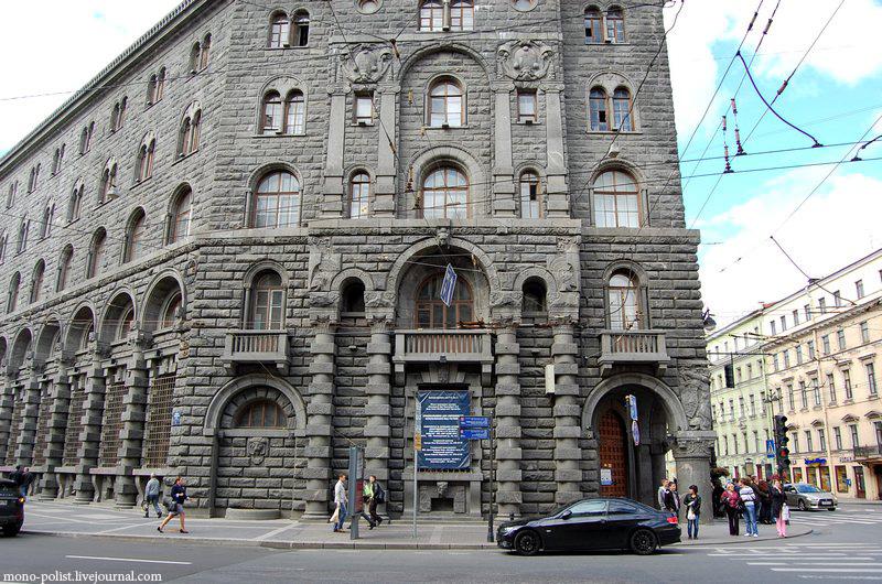 здание питер