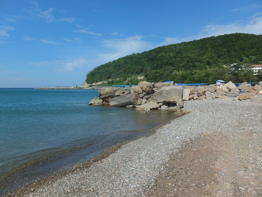 Пляж в джугбе фото