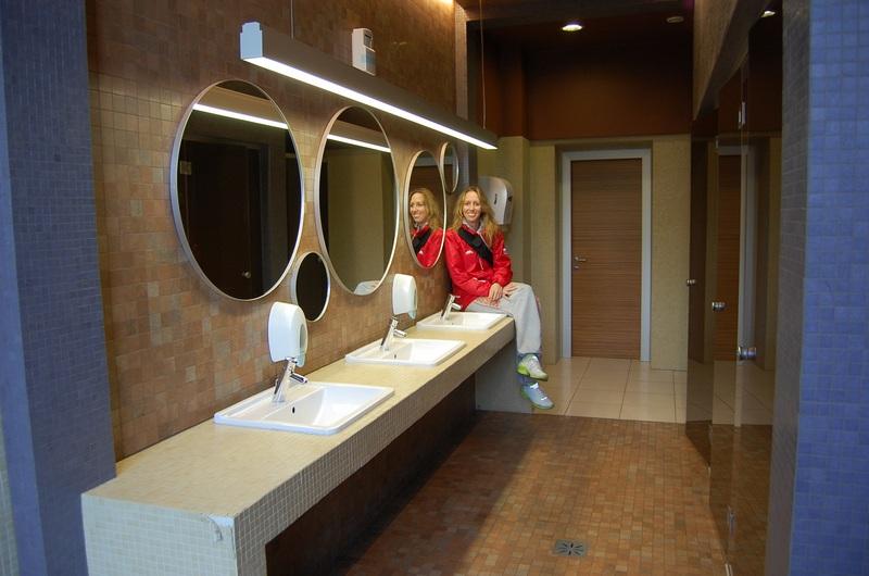туалет в эрарте