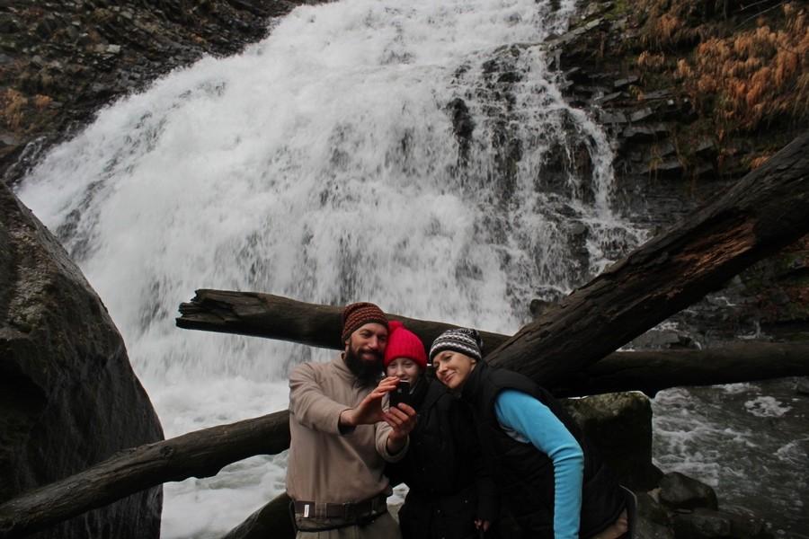 ТОП-10 красивых водопадов Краснодарского края Краснодарский край