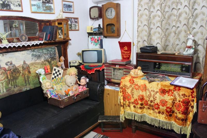 выставка об СССР