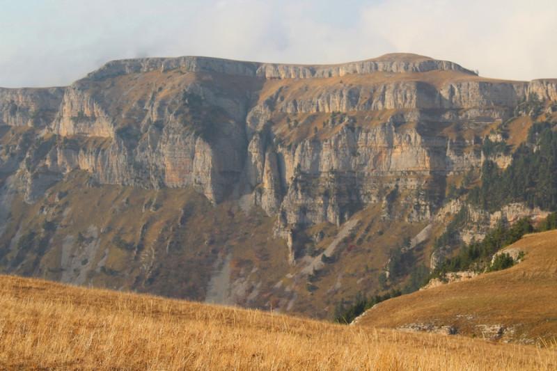 Лагонакский хребет