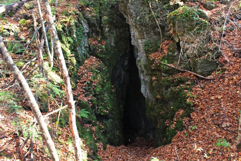 пещера Анита