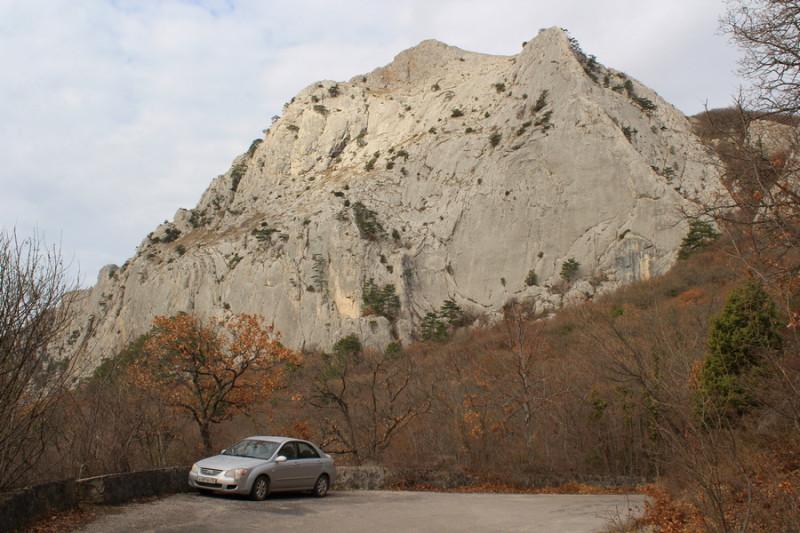 гора Мердвен-Кая