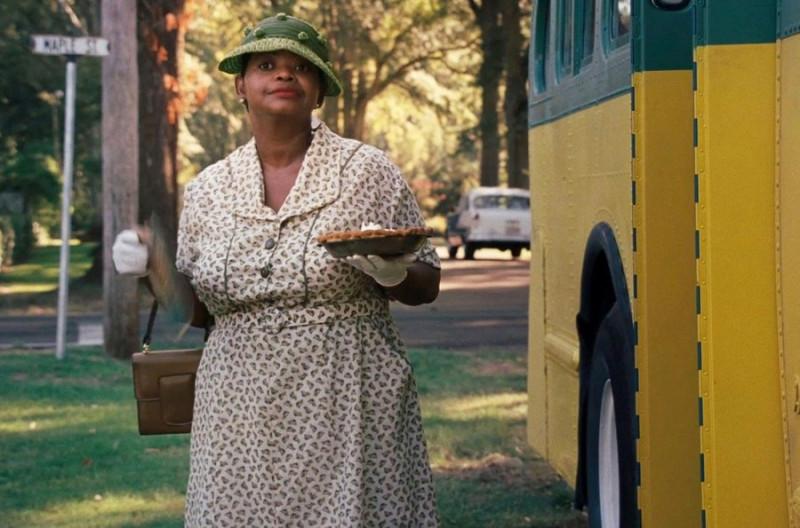 Октавия Спенсер за роль Минни получила Оскар, фото: food-stories.ru