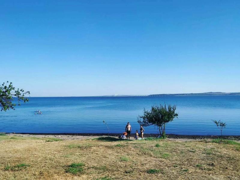 пляж Чача (Черепашка), Керчь
