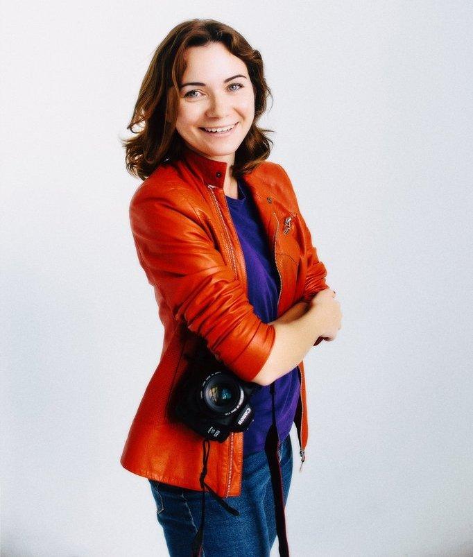 Марина Верятинская, фотограф