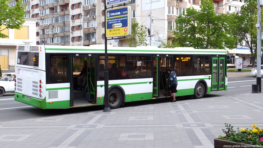 автобус 2Е
