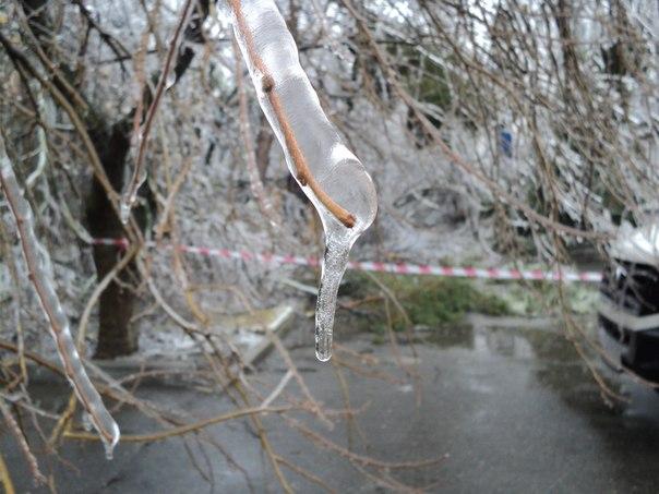 краснодар ледяной дождь