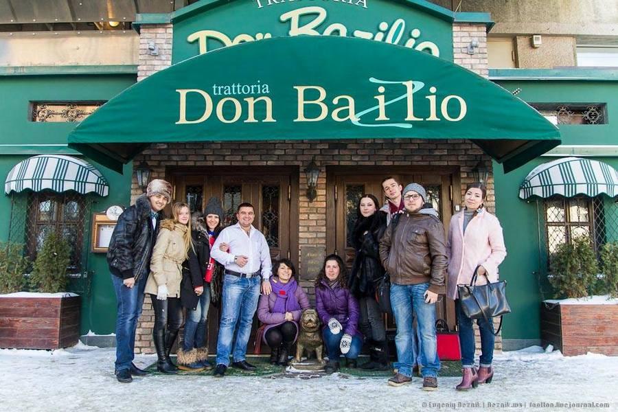 блогеры дон базилио