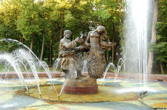 фонтан садко