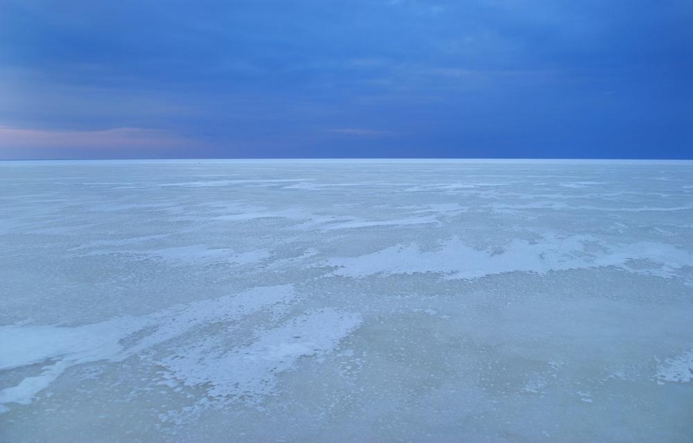 Лики Белого моря. Лед