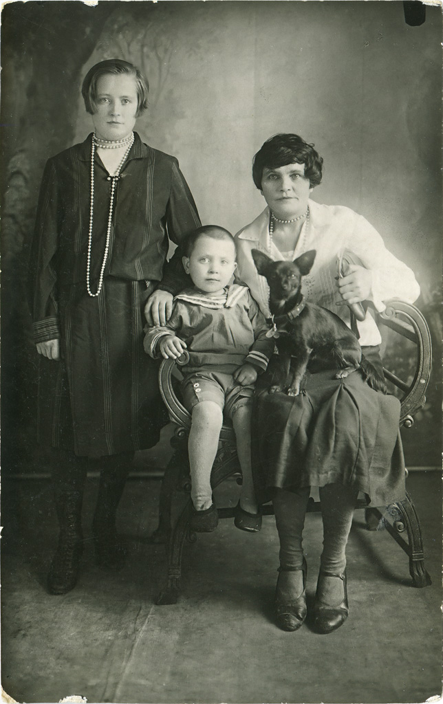 Картинки из семейного альбома