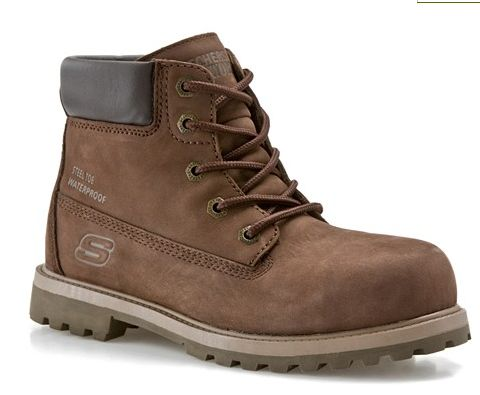 b789564b2 коричневые женские ботинки Skechers: ne_podoshlo ?