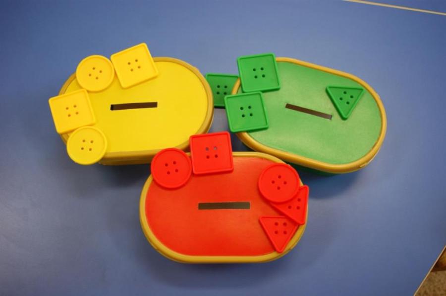 Развивающие игрушки своими руками 4-5 лет