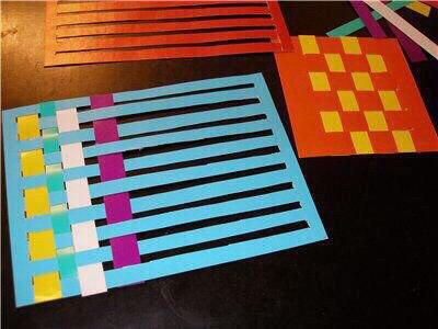 Как сделать коврик из картона