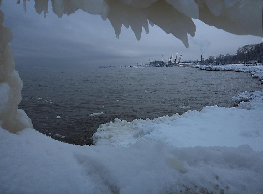 Petroskoi on ice