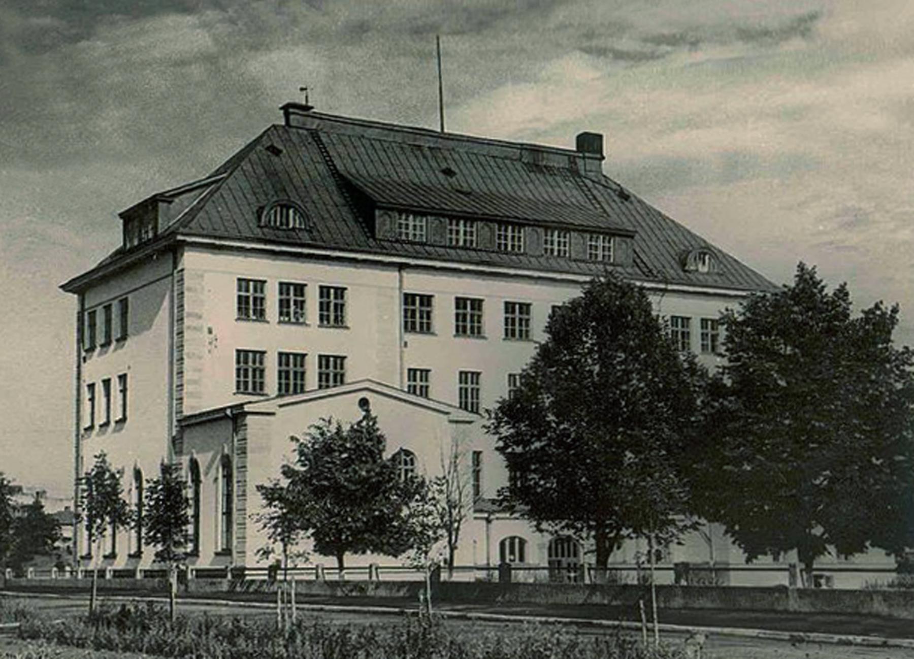 Школа 1960е (2)