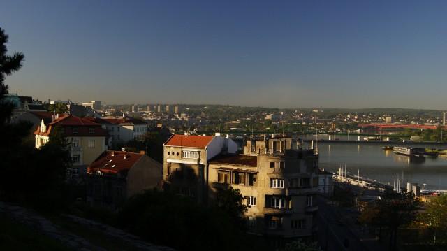 Белград в 5 утра