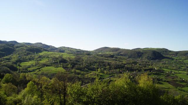 Сербия - горы