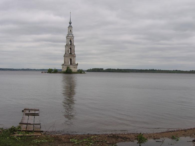 Колокольня Никольского монастыря