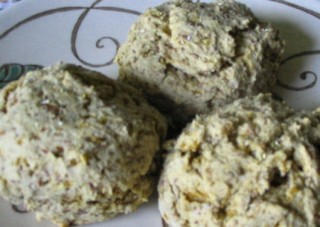 Simply Organic Chai Scones
