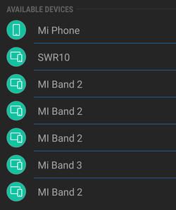 Bluetooth в метро
