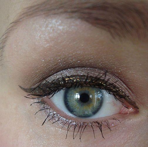 Цвет хаки глаз